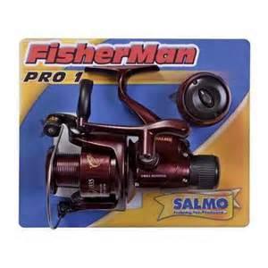 Катушка безынерционная Salmo Fisherman pro 1 30 rd